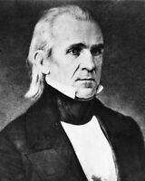 8x10 Photo: James Knox Polk, 11th President Of The United States
