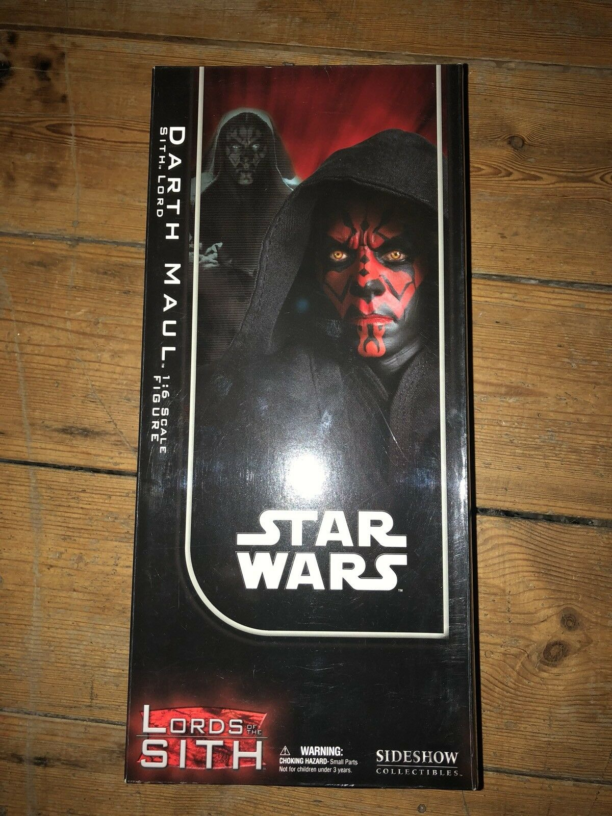 Sideshow Star Wars Lords Of The Sith Darth Maul  Sith Lord AFSSC508