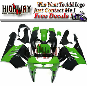 Fairings-For-KAWASAKI-ninja-ZX-9R-94-97-96-ABS-Fairing-Kits-Bodywork-Green-Black