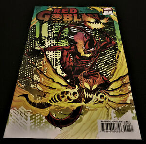 Red Goblin Red Death #1 Lubera Variant Marvel Comic Book NM