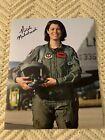 Officer Nicole Malachowski Signed 8 X 10 Photo Autographed USAF Thunderbirds