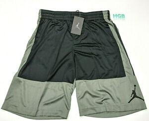 Nike-Air-Jordan-Jumpman-Basketball-Shorts-Mens-Black-Gym-Training-AR2833-018-NWT