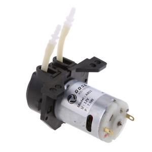 DC12V-2-5-4-7mm-Pompe-doseuse-Pompe-peristaltique-pour-Laboratoire