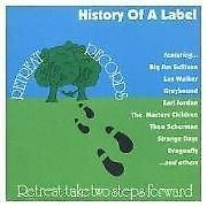 Retreat-Records-History-Of-A-Label-CD-NEW-SEALED-Big-Jim-Sullivan-Dragonfly