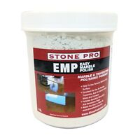 Easy Marble Polish (emp) - Marble And Terrazzo Polishing Powder - 1 Pound