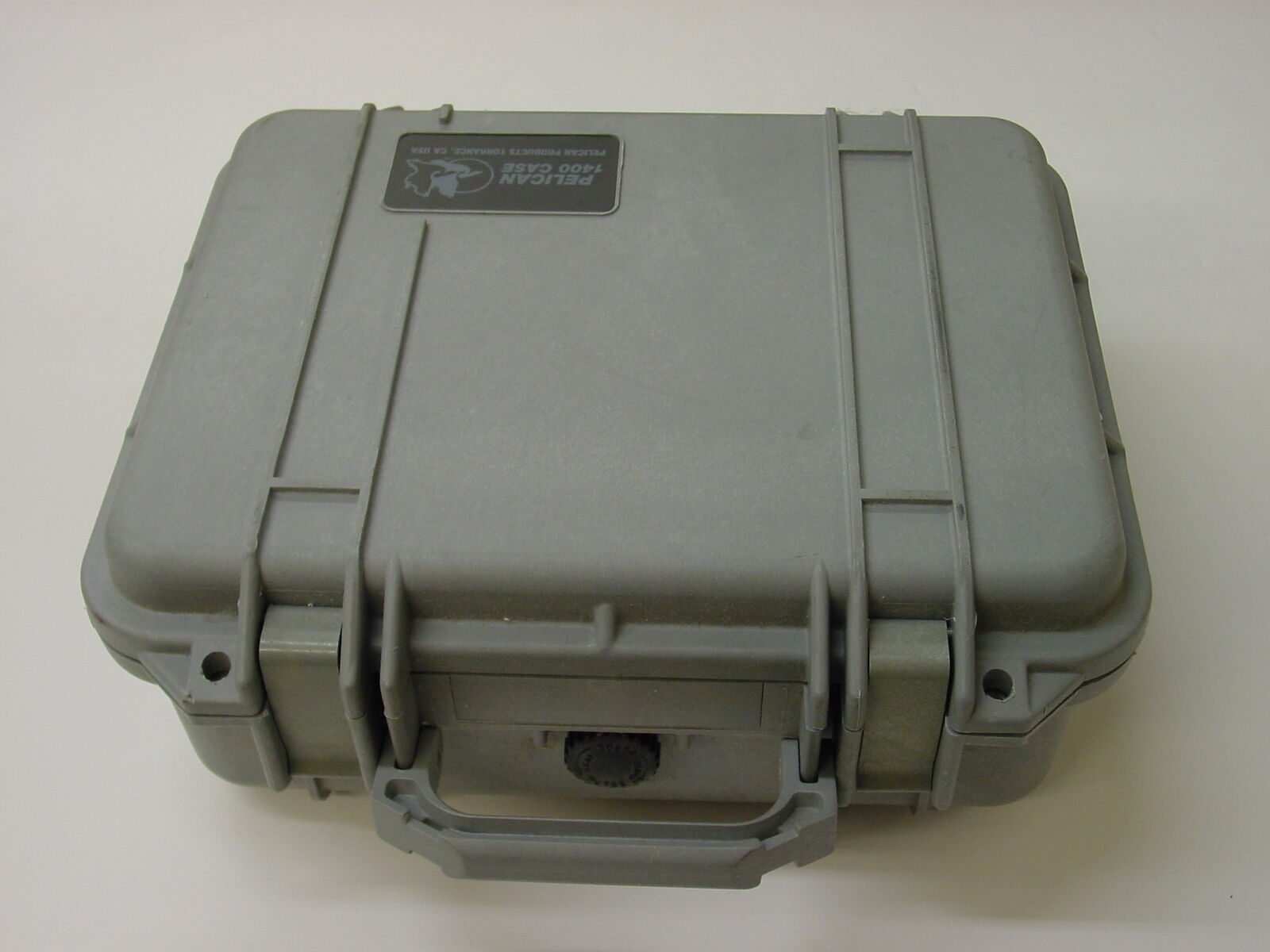 Pelican 1400 ATA Hard Shell Case. Good fit 4 Marantz PMD units and many others.