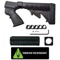 Remington 870 Kicklite Phoenix 20ga Shotgun Stock Recoil Reduction + Forend Grip