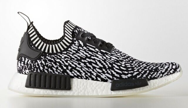 Adidas Mens Originals NMD XR1 PK Primeknit Shoes: ADIDAS
