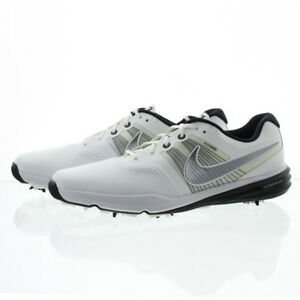 12a9c03785bf Nike 704427 Mens Golf Lunar Command Flywire Low Top Athletic Shoes ...