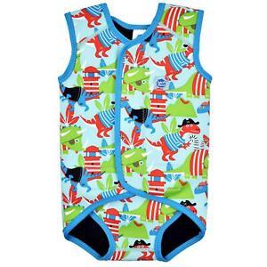 Splash-About-Baby-Wrap-Neoprene-Sleeveless-Baby-Wetsuit-Dino-Pirates