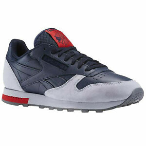 ac8923d1c28 REEBOK MEN S CLASSIC LEATHER GN TRAINERS SHOES SNEAKERS RETRO 90S ...