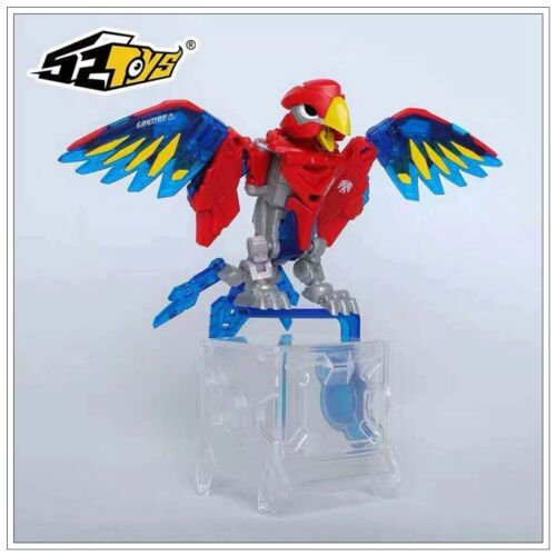 New 52Toys BEASTBOX BB09 BB-09 Echoblaster Action Figure  instock