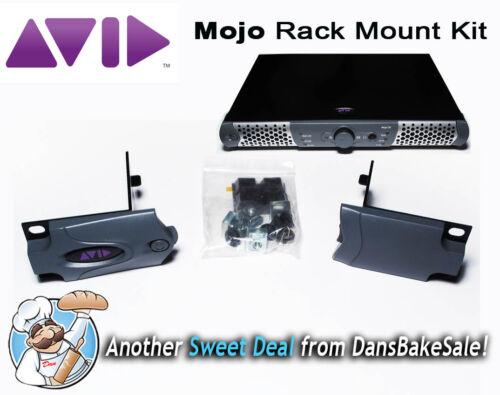 Avid Mojo DX Rack Mount Kit 7010-20200-01  Rack Ears  NEW!  Hard to Find!