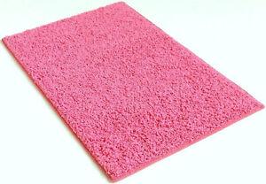 Bubble Gum Pink Custom Carpet Area Rug