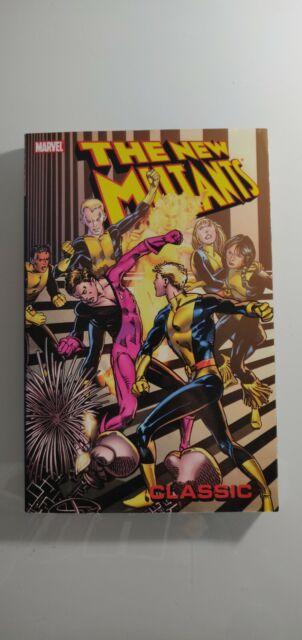 New Mutants Classic Vol 6 by Chris Claremont TPB 9780785155447 X-MEN