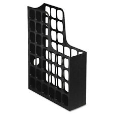 Pendaflex Decofile Plastic Magazine File 3 X 9 12 X 12 12 Black