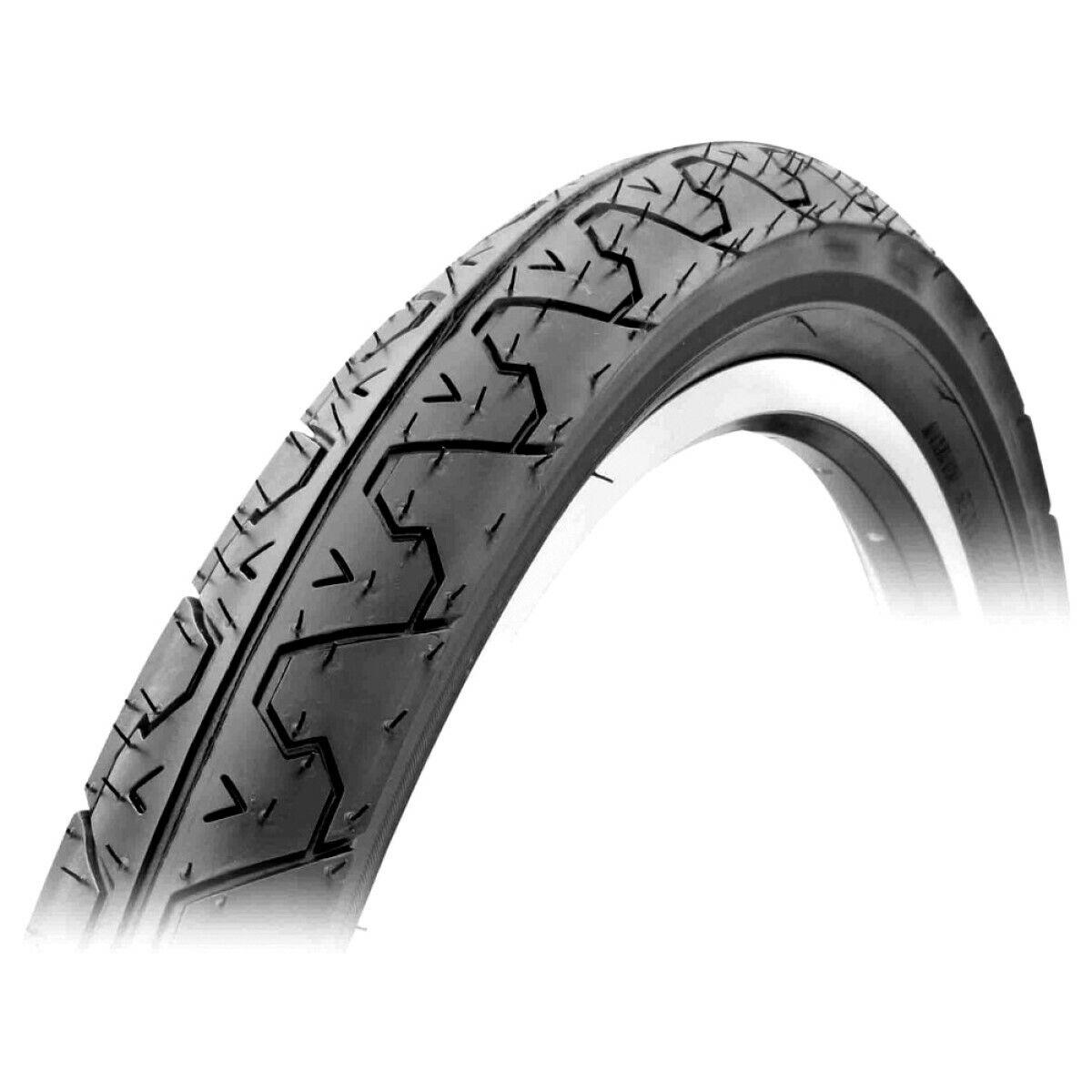"2 X Kenda K816 20/"" X 1.95 Wire Bead MTB BMX Bike Bicycle Tyre Black KT40PD"
