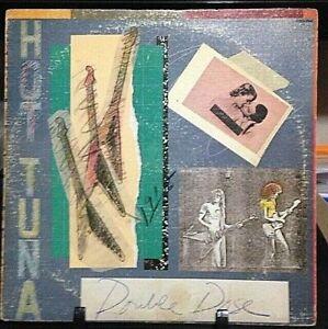 HOT TUNA  Double Dose DOUBLE LIVE  Album Released 1978 Record Vinyl USA