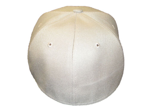 Unisex Men Women Baseball Hip-Hop Fitted Closed Back Street Dance Hat 4 colours