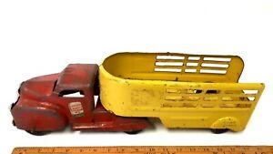 1940-039-s-LINCOLN-034-Purity-Flour-034-Hauler-Good-Original-Condition-Canadian