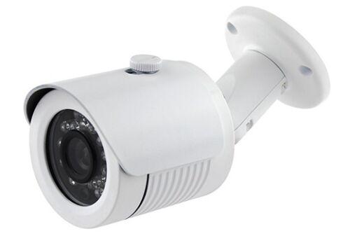 vue de nuit 20m Caméra IP HD 960P étanche