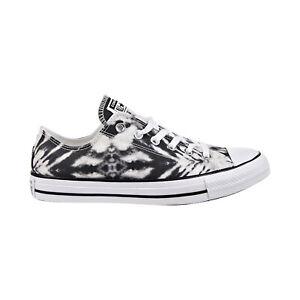 Sotavento desconectado Votación  Converse Chuck Taylor All Star OX Mens Shoes Black-White 160512C | eBay