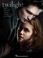 Twilight Sheet Music From The Motion Picture P V Edition Piano Vocal 000313439