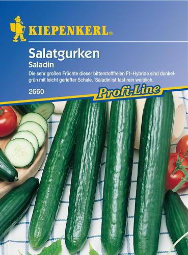 Kiepenkerl Saatgut Salatgurke Saladin