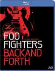 Back and Forth 0886978857590 With Foo Fighters Blu-ray Region a