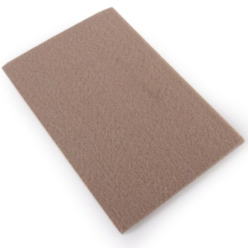 sticky paper for furniture. Square Furniture Felt Pads Self Adhesive Floor Protector Sticky Back Table Chair 150mm X 100mm 2 Sheet Paper For A