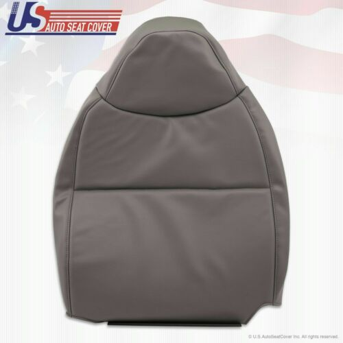 2008 2009 2010 Ford F250 XL Work Truck Driver Lean Back Vinyl Cover Gray