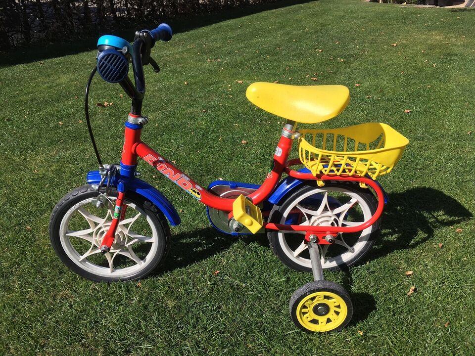 Pigecykel, classic cykel, Dino
