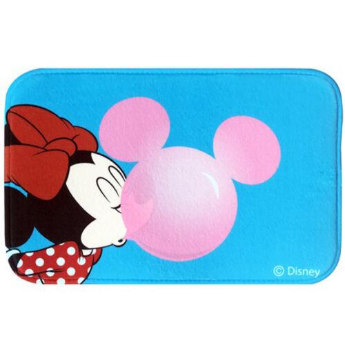 Foot Pad Disney Characters Door Mat Small Rug Superfine Fiber Nonslip Pad