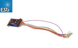ESU-59610-LokPilot-V5-0-M4-Multiprotokoll-MM-DCC-SX-M4-8-pol-Stecker-NEU-OVP
