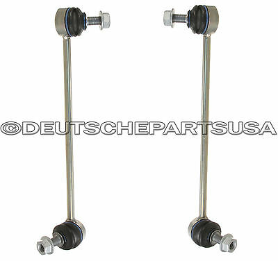 Mercedes W203 W209 Front Sway Bar Link Left Right Lemforder Germany OEM Qty