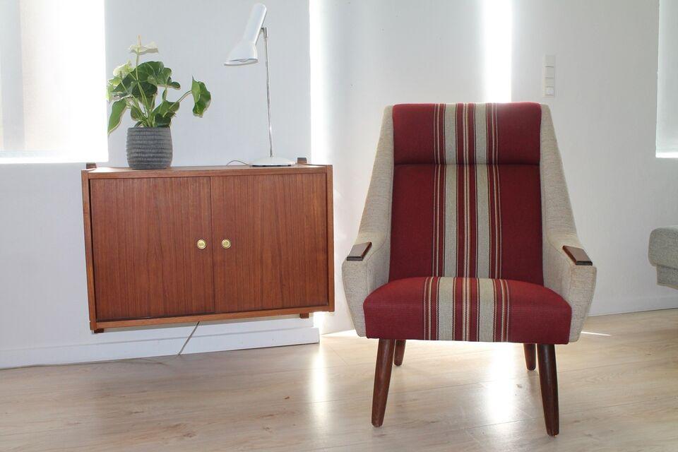 Poul M. Volther, RP05728 Highback Chair, Lænestol