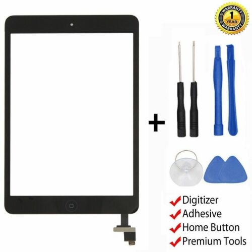 IC Chip Home Button for iPad Mini 1 2 Touch Screen Glass Digitizer Replacement
