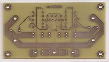 25W pure class A amplifier PCB using TO-3 MOSFET 1 piece based on F5 !