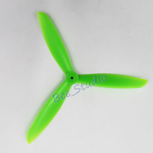 Upgrade 3blade Propeller Spare Parts for Syma X8C X8W X8G X8HC X8HW X8HG Green