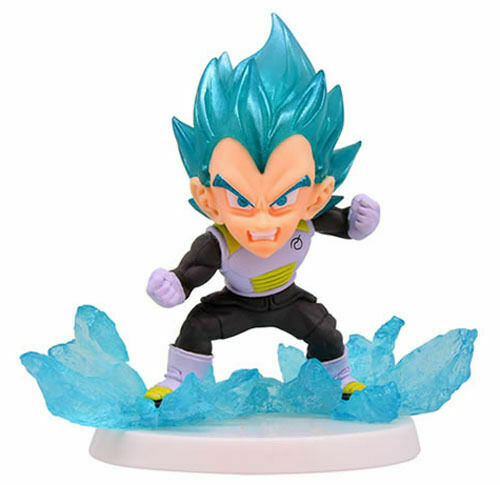 Gashapon Dragon Ball super UG 01 all three set figure