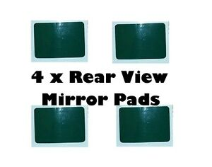 4-x-SUMMIT-REAR-VIEW-MIRROR-DASH-CAM-WINDSCREEN-STICKY-ADHESIVE-PADS