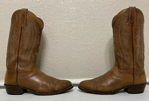 1c4fee08eda Details about Lucchese 2000 T3013 R4 Kangaroo Leather Cowboy Boots Mens 9.5  9 1/2 D