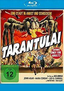 Tarantula [Blu-ray](NEU/OVP) Spinnenmonster-Klassiker von Jack Arnold.