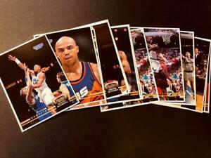 1992-93 St. Club Starting Lineup WHITE BORDER NBA PROOF You Choose Your Own Card