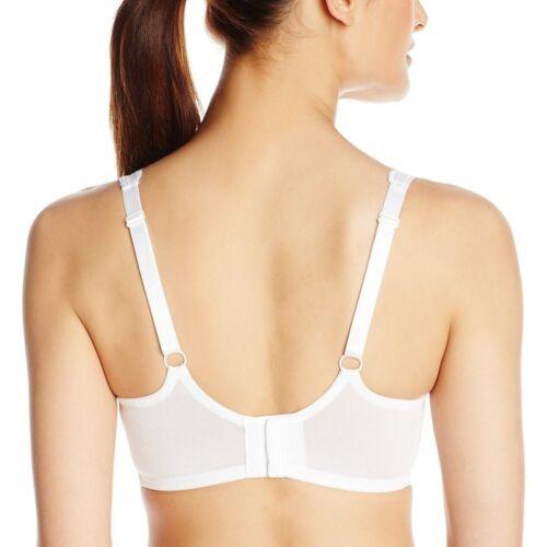 Lunaire White Milan Spacer T-Shirt Underwire Bra Women/'s 32D-38D #10511