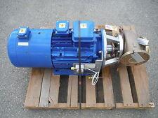 Cryostar Sas Liquid Nitrogen Pump Cs 225 16 30 C0 Pump Motor Combo