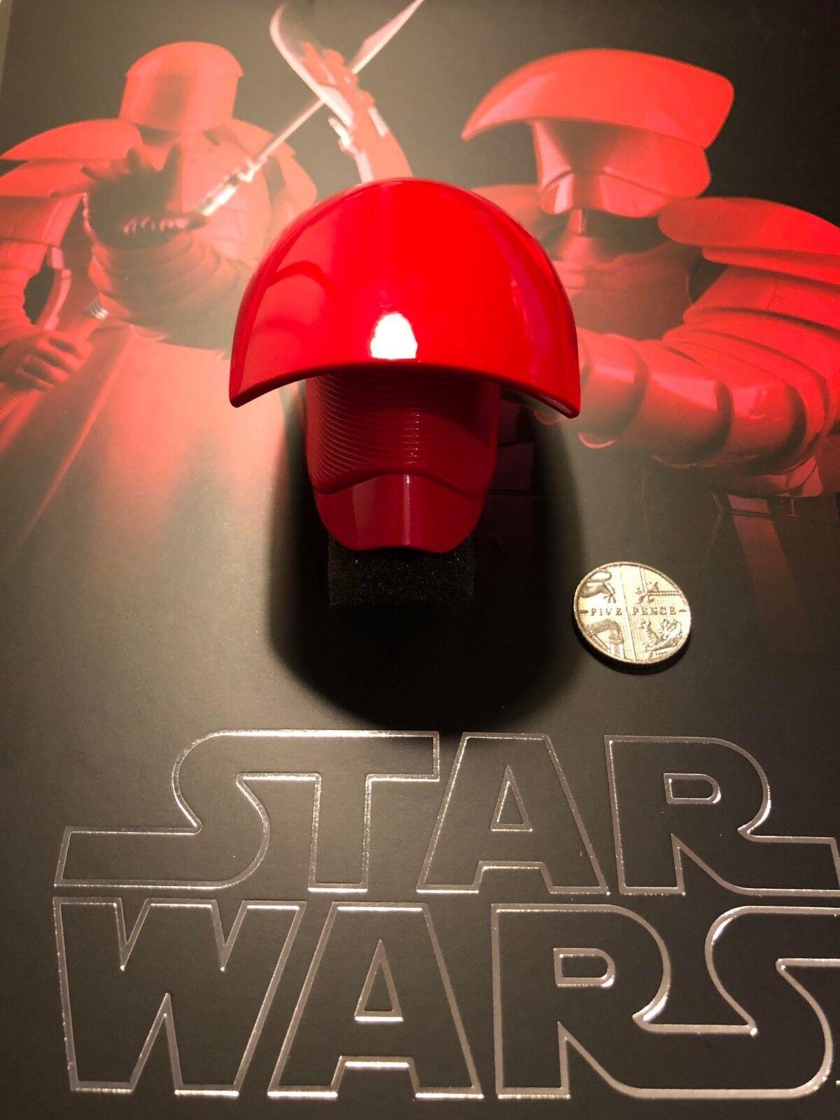 Hot Toys Star Wars Praetorian Guard DB Helmet Head Sculpt 2 loose 1/6th scale