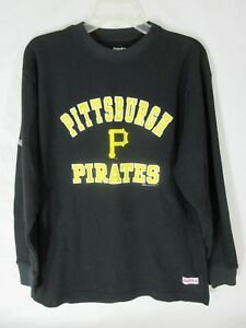 Stitches Athletic Gear Pittsburgh Pirates Shirt Men S Size M Long