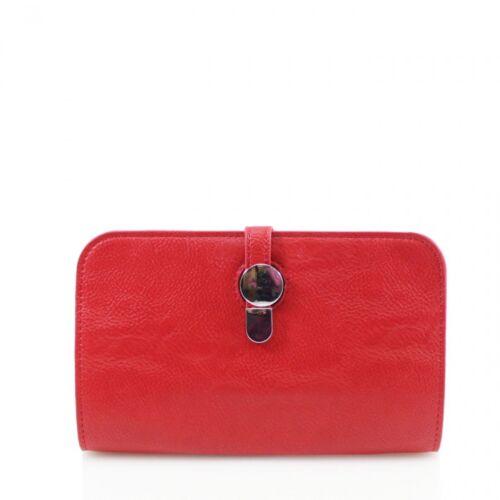 Womens Wallet Card Holder Ladies Coin Purse Short Designer Clutch Bag Handbag Pu