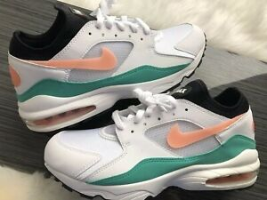 Details about AIR MAX 93 WATERMELON 306551 105 WHITE CRIMSON BLISS Sz 9.5